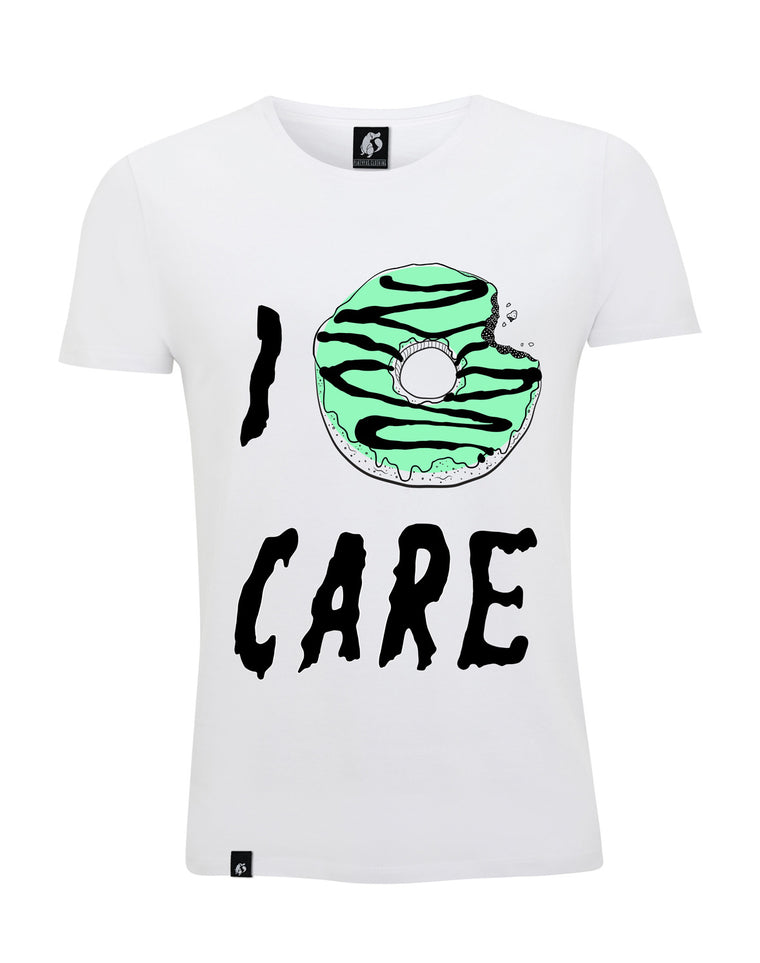 I Doughnut Care Unisex T-shirt