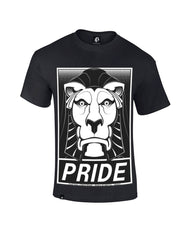 Left Lion Pride Unisex T-Shirt