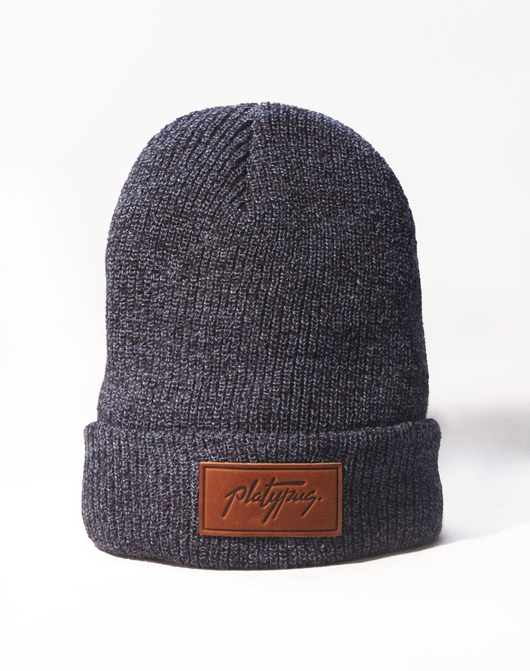 Antique Petrol Platypus Beanie