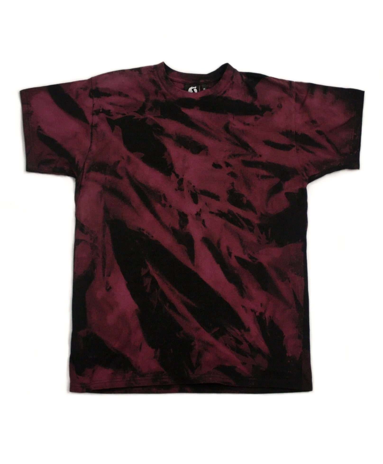 Wild Acid Wash T-Shirt - Purple