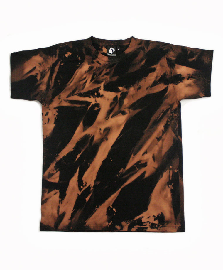Wild Acid Wash T-Shirt - Natural