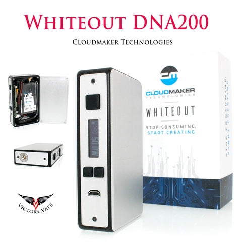Cloudmaker Whiteout DNA200