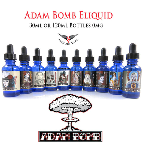 Adam Bomb Eliquid • 60ML•120ML