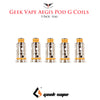 Geek Vape Aegis Pod Replacement G Coils • 5 Pack