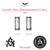 Asvape HITA Mech Pod Replacement Coils • 5 Pack