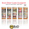 Bad Drip Labs Eliquid • 60ml 0mg