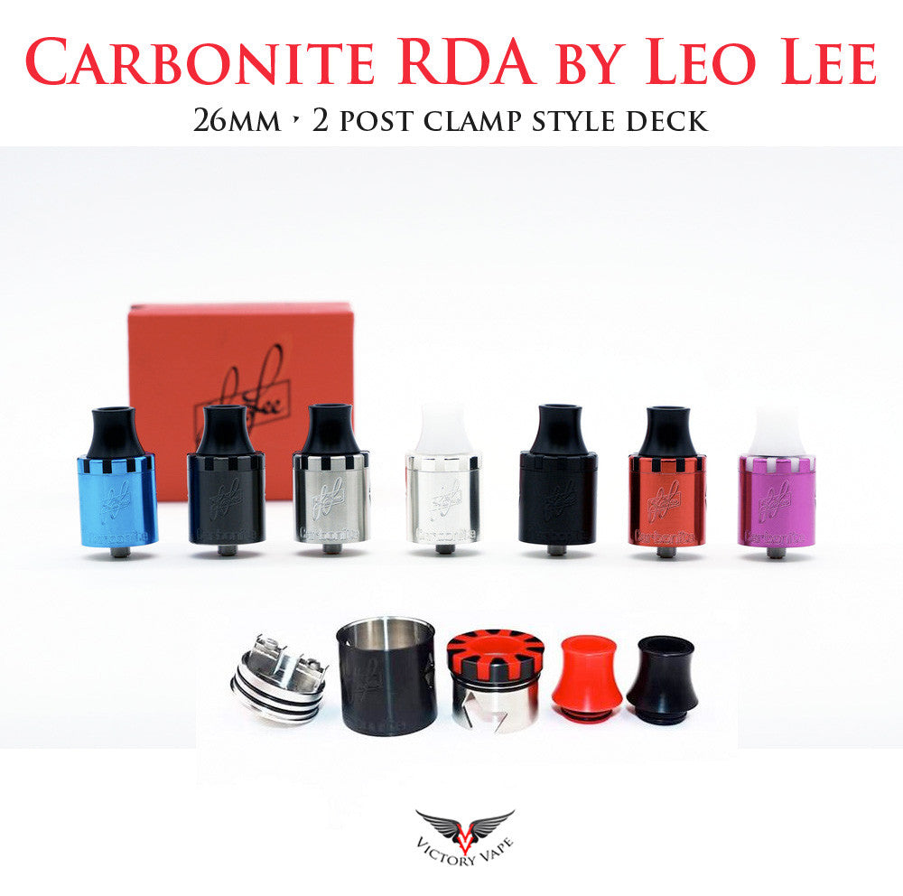 Carbonite RDA by Leo Lee
