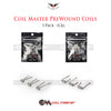 Coil Master Prewound Coils • 3 pack