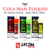 Shijin Vapor Cola Man Eliquid • 60ml 70VG/30PG