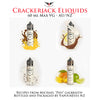 Crackerjack Eliquid (AU/NZ) • 60ml Max VG
