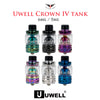 Uwell Crown IV (4) Subohm Tank • 25mm 6ml / 5ml