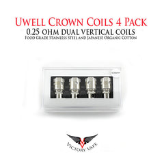 Uwell Crown Replacement Coils 4 pack