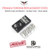 DOVPO Ohmage Dual Mesh Replacement Coils • 4 Pack
