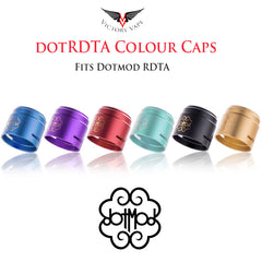 TRINITY GLASS CAP RDTA cap dotRDTA 24mm Cap - Color Caps dotRDTA dotmod