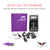 Efest Luc V2 • Dual Bay Battery Charger + Car Adapter