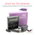 Efest Luc V4 • Four Bay Battery Charger + Car Adapter