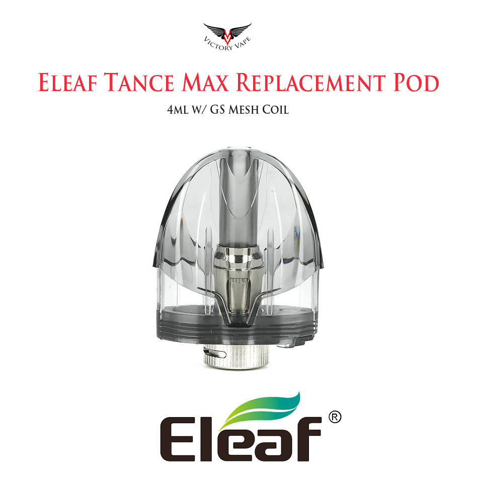 Eleaf Tance Replacement Pod w/ 0.6Ω mesh coil • 1 piece