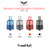 Freemax Gemm Pod Mod Replacement Tank •  2 Pack 2ml