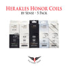 Replacement Coils for Sense Honor Tank • 5 pack