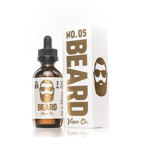 BEARD Eliquids • 60ml 0mg