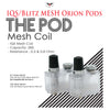 THE POD IQS x Blitz MESH ORION Compatible Pods 2 Pack