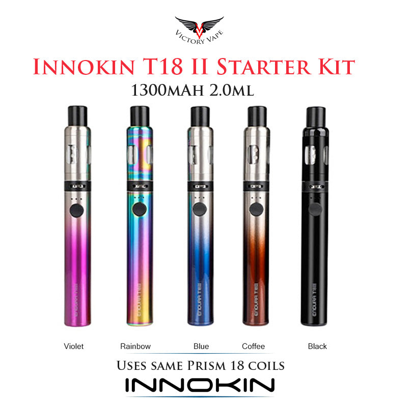 Innokin Endura T18 II Starter Kit • 1300mAh 2.0ml