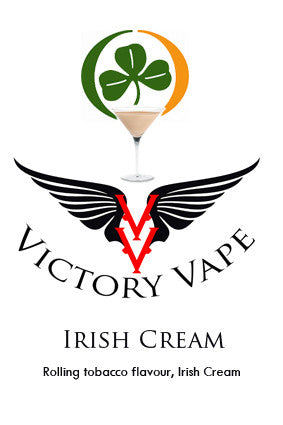 Irish Cream E-liquid