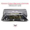 Kendo Gold Organic Cotton Kendo Gold Edition Kendo Gold Cotton Kendo Japanese vape cotton
