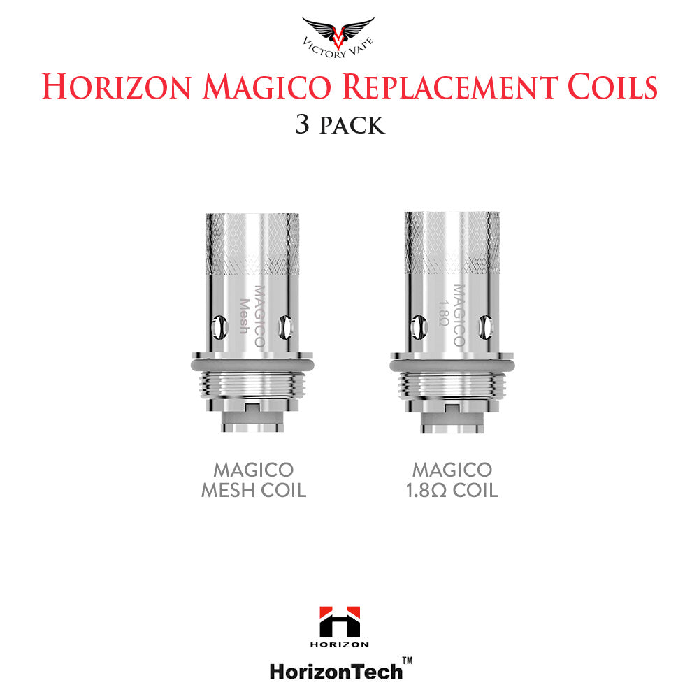 Horizon Magico Replacement Coils • 3 Pack