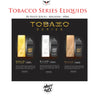 Nasty Juices Tobacco series (Malaysia) • 70VG/30PG 60ml