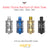 Aspire / Taifun Nautilus GT MINI MTL Tank • 2.8ml/3.5ml 22 mm