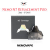 Nemovape N7 Replacement Pod Cartridge 1PC/PACK