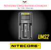 Nitecore USM2 Battery Charger