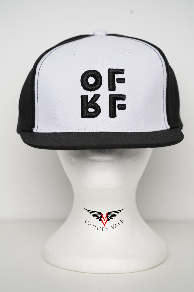 Hat • OFRF • Black and White