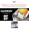 OFRF NEXMESH REPLACEMENT COILS • 10 Pack 0.13Ω