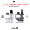 Orchid IQS Replacement Pod Cartridges • 2 Pack 0.8Ω 3ml