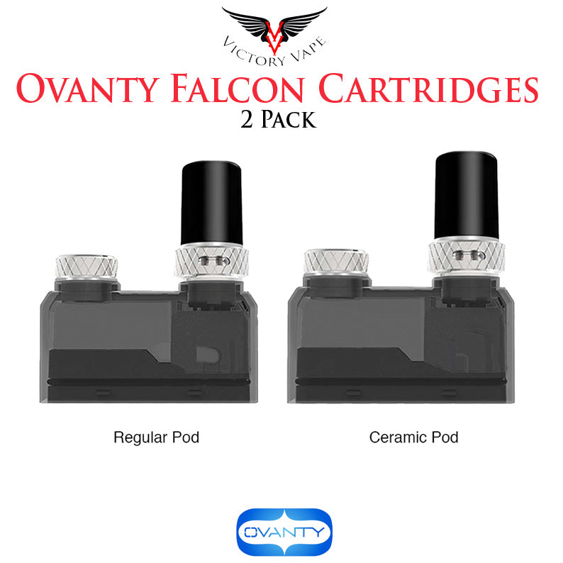 Ovanty Falcon Pod Replacement Cartridges