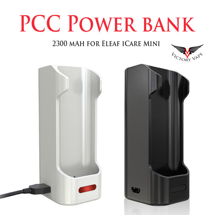 PCC for Eleaf iCare Mini • 2300 mAh power bank