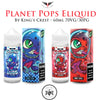 Planet Pops Eliquid by King's Crest