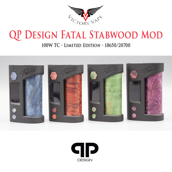 QP Design FATAL LE Stabwood