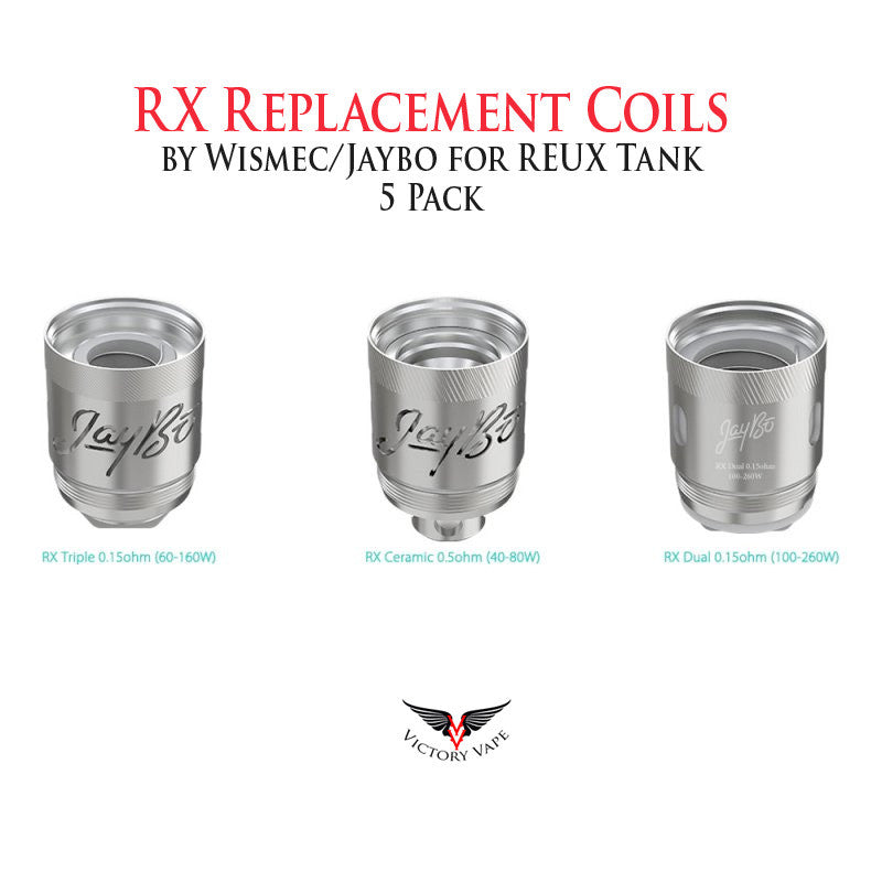 Wismec RX Replacement Coils