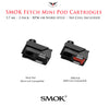 SMOK Fetch empty pod • 3.7ml 2 pack