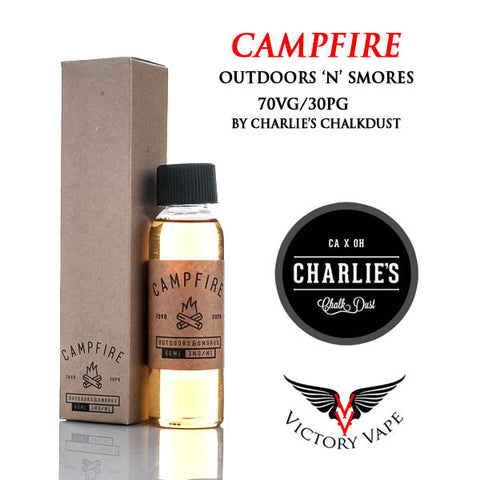Campfire Outdoors 'n' S'mores • 60ml 0mg