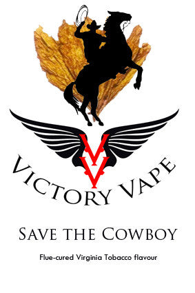 Save the Cowboy E-liquid