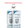 INNOKIN Scion Kanthal BVC & Plexus Replacement Coils  • 3 Pcs