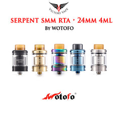 Wotofo SERPENT SMM RTA • 24mm