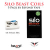 Silo Beast Coils by Beyond Vape • 5 Pack