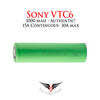 VTC6 Sony VTC6 Sony batt authentic 18650 rechargeable battery
