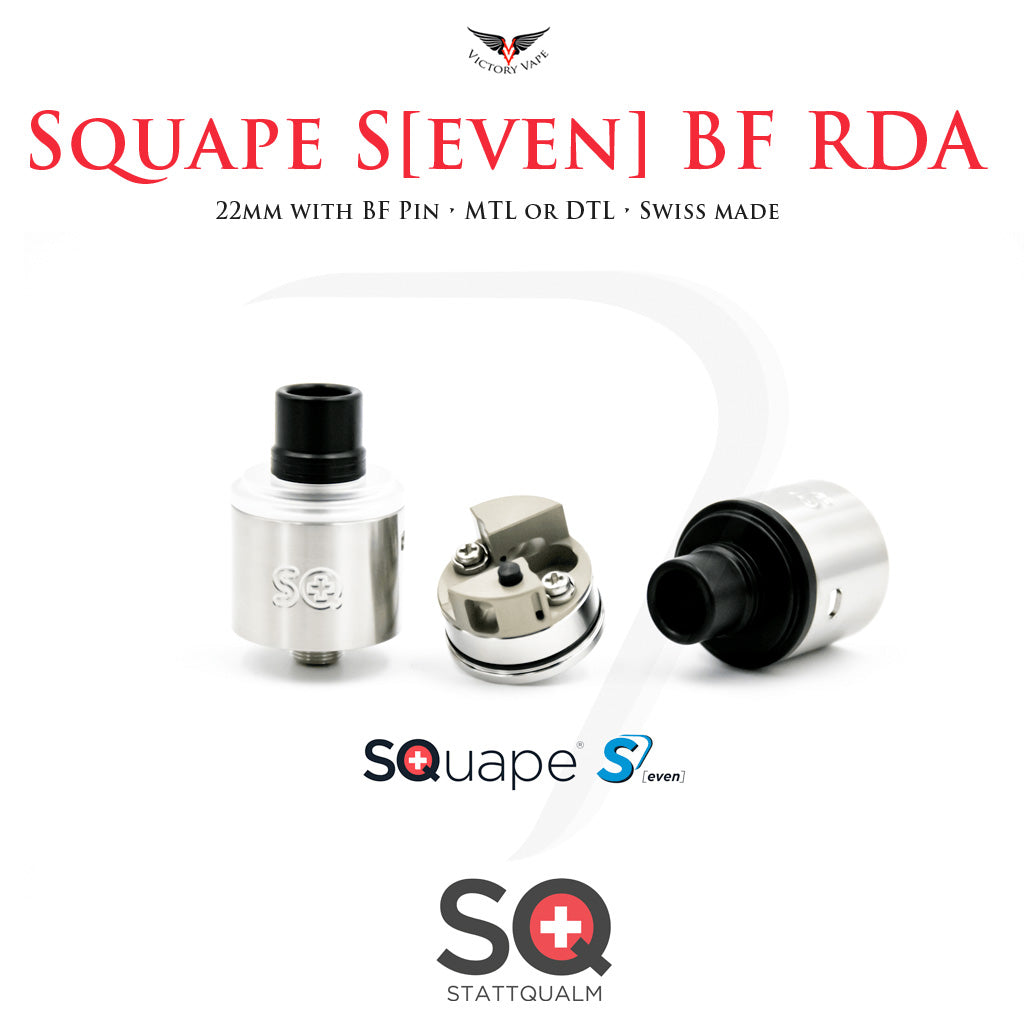 SQuape S[even] BF RDA • 22mm