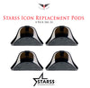 Starss Icon Pod cartridge • 4 pack 2ml 2Ω